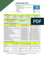 Curriculum Vitae Hendra