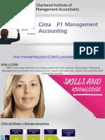 Cima P1 Practice Exam Questions