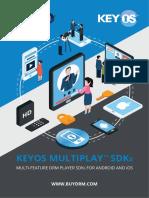 BuyDRM KeyOS MultiPlay SDK Product Sheet (1)