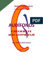 Manual Audifonos