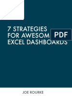 7 Strategies Awesome Excel