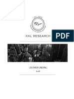 Market Research - Crowdfunding