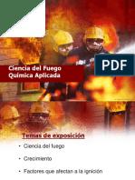 Ciencia Del Fuego