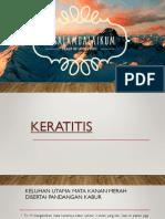 Keratitis Ppt