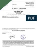 Agency Approvals Braided 2651_BV