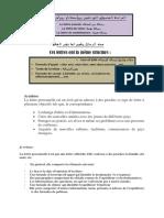 Cours - La Correspandance Personnelle