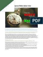 Time Management dalam islam.docx
