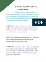 Linea Del Tiempo de La Historia Del Computador (2)