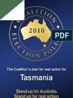 Tasmania Package 2010