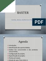 Apresentação Baxter