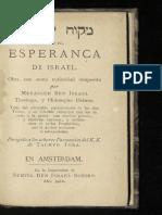 1650 Esto Es Esperanza de Israel