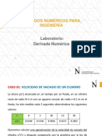s5 Derivada Numérica Laboratorio