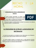 El Derecho y La Moral