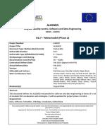 D2.7-ALIGNED-Metamodel-Phase-2-v1.01
