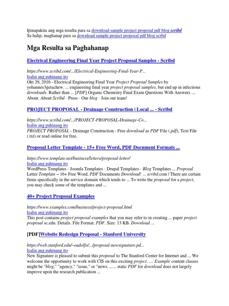 Ipinapakita ang mga resulta para sa download sample project proposal ipinapakita ang mga resulta para sa download sample project proposal pdf blog scribd scribd portable document format altavistaventures Images