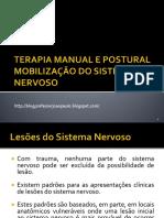 Aula 09 - Terapia Manual e Postural - Mobilização Do Sistema Nervoso