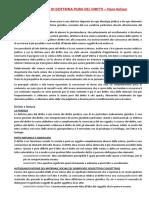 Filosofia Del Diritto Kelsen Lineamenti Di Dottrina Pura Del Diritto Vecchio
