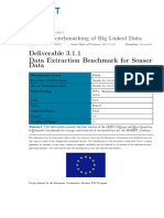 D3.1.1 First Version of the Data Extraction Benchmark for Sensor Data