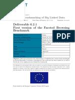 D6.2.1 First Version FacetedBrowsing