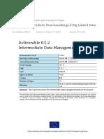 D8.5.2 IntermediateDataManagementPlan