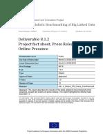 D8.1.2 Report PR Online FactSheet