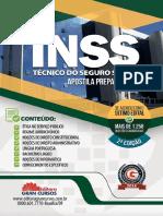 Apostila Preparatória - Técnico Do Seguro Social - InSS