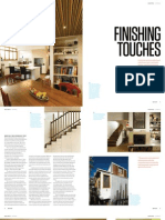 Sanctuary magazine issue 12 - Finishing Touches - Clifton Hill, Vic green home profile