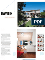 Sanctuary magazine issue 12 - Objet d'Amour - Dulwich Hill, NSW green home profile
