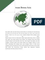 7 Keistimewaan Benua Asia