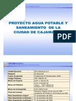 Proyecto Saneamiento Caj Kfw