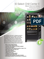 combo food chill vending machines gencf30cvm