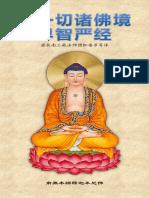 《度一切诸佛境界智严经》 - 简体版 - 汉语拼音