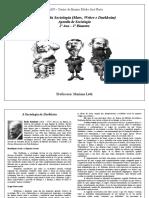 Classicos da sociologia apostila2.pdf