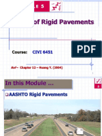 Module 05 Amador Part 1 AASHTO Rigid