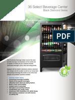 cold beverage pop vending machines gencb36vm