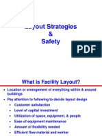 Process Layout and Safety Issues
