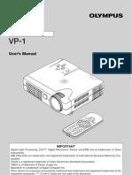 VP-1 Users Manual
