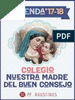 Agenda Agustinos 2017