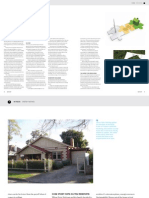 Sanctuary magazine issue 12 - Banking on a Green Home - green home feature article