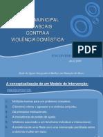 Programa CONTIGO Cascais Abril 2009