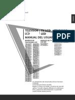 Manual Tele Lg