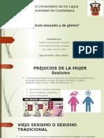 Prejuicios Sexuales y de Genero (1) (2)