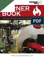 2017/2018 Burner Book by Cochrane Supply | Commercial & Industrial Burner Boiler Controls Catalog