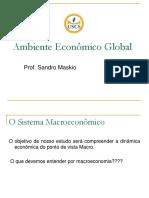 Ambiente Econômico Global 2013 - Introdução