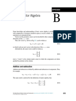 Appendix B Some Vector Algebra 2013 the Finite Element Method Its Basis and Fundamentals Seventh Edition