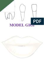 Model Gigi