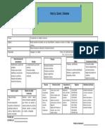 Ficha de Caracterización Del Proceso de Direccion y Calidad