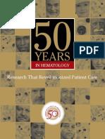 50 Th Anniversary Lay Brochure