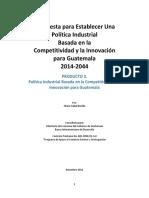Politica Industrial Version Final Fianciado Por El Bid 2094