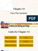 ch14- floor plan standards  principles of arch